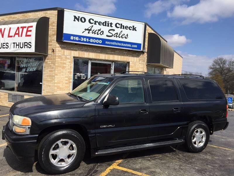 2003 GMC Yukon XL AWD Denali 4dr SUV - Kansas City MO