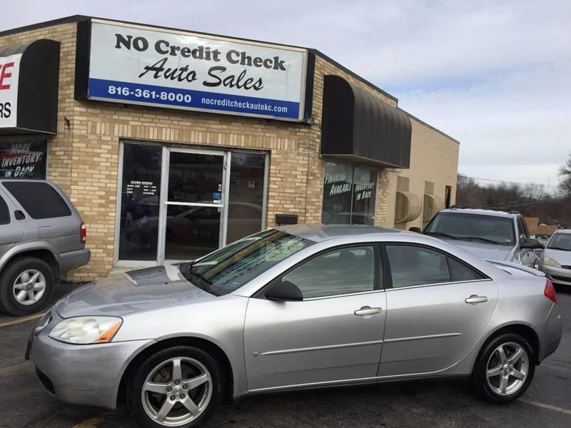 2007 Pontiac G6 4dr Sedan - Kansas City MO