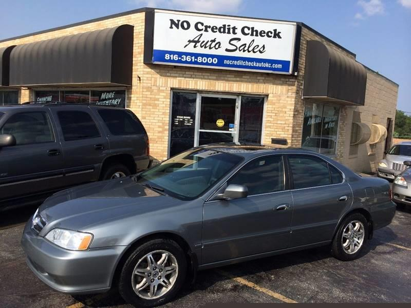 1999 Acura TL 3.2 4dr Sedan - Kansas City MO