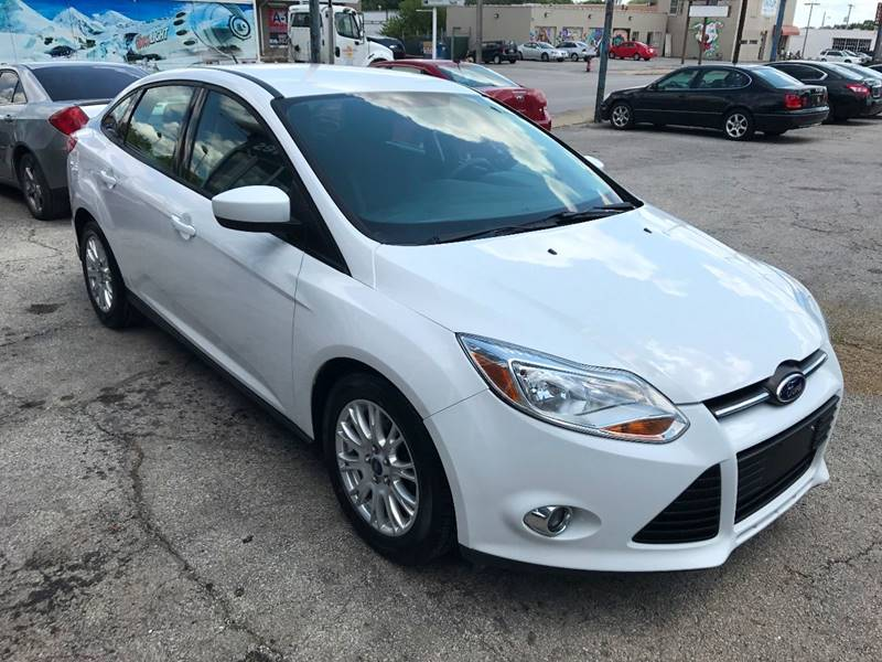 2012 Ford Focus SE 4dr Sedan - Kansas City MO