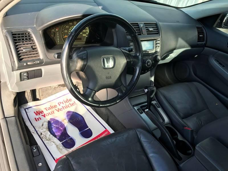 2004 Honda Accord EX 4dr Sedan w/Leather - Kansas City MO