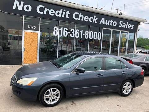 2007 Honda Accord for sale in Kansas City, MO