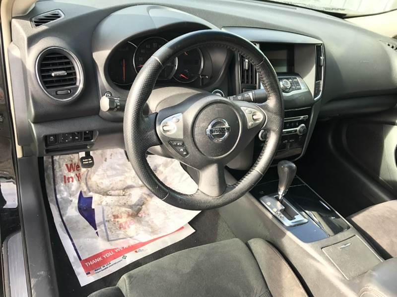 2011 Nissan Maxima 3.5 S 4dr Sedan - Kansas City MO