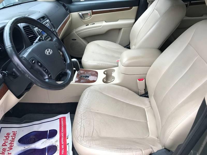 2008 Hyundai Santa Fe AWD Limited 4dr SUV - Kansas City MO