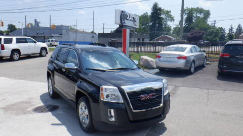 2015 GMC Terrain for sale at Quattro Motors 2 in Farmington Hills MI