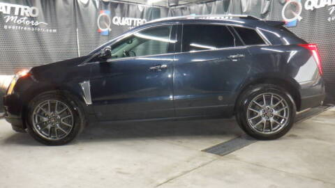 2015 Cadillac SRX for sale at Quattro Motors 2 - 1 in Redford MI