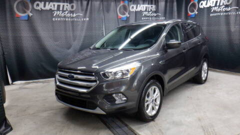 2019 Ford Escape for sale at Quattro Motors 2 - 1 in Redford MI