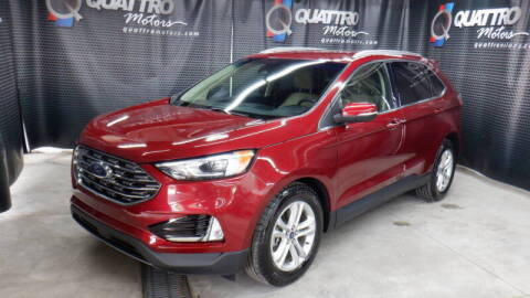 2019 Ford Edge for sale at Quattro Motors 2 - 1 in Redford MI