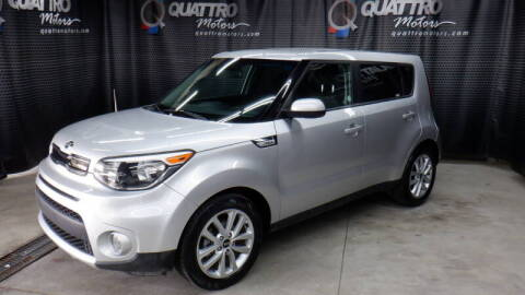 2018 Kia Soul for sale at Quattro Motors 2 - 1 in Redford MI