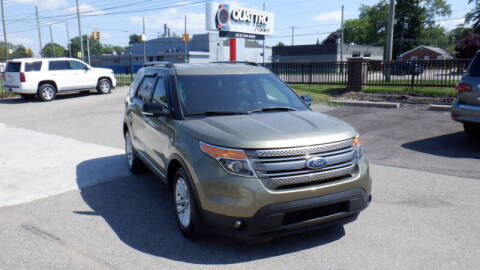 2012 Ford Explorer for sale at Quattro Motors 2 - 1 in Redford MI