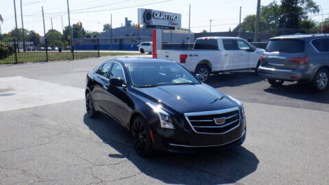 2018 Cadillac ATS for sale at Quattro Motors 2 - 1 in Redford MI