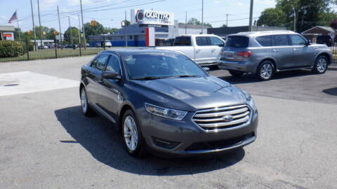 2018 Ford Taurus for sale at Quattro Motors 2 - 1 in Redford MI