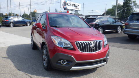 2014 Buick Encore for sale at Quattro Motors 2 in Farmington Hills MI