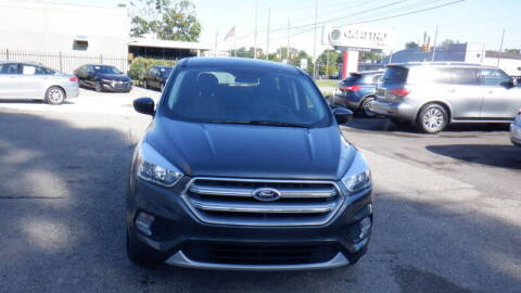 2017 Ford Escape for sale at Quattro Motors 2 - 1 in Redford MI