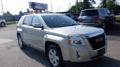 2014 GMC Terrain for sale at Quattro Motors 2 - 1 in Redford MI