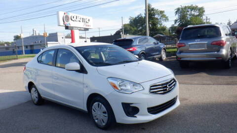 2019 Mitsubishi Mirage G4 for sale at Quattro Motors 2 - 1 in Redford MI