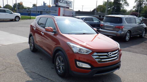 2014 Hyundai Santa Fe Sport for sale at Quattro Motors 2 in Farmington Hills MI