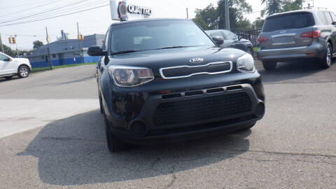 2016 Kia Soul for sale at Quattro Motors 2 in Farmington Hills MI