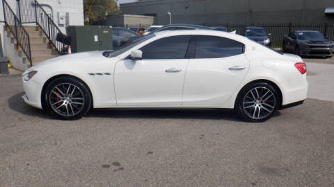 2016 Maserati Ghibli for sale at Quattro Motors 2 - 1 in Redford MI