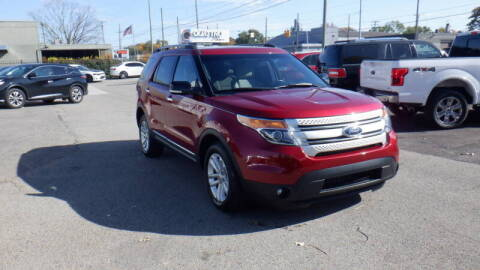 2014 Ford Explorer for sale at Quattro Motors 2 - 1 in Redford MI