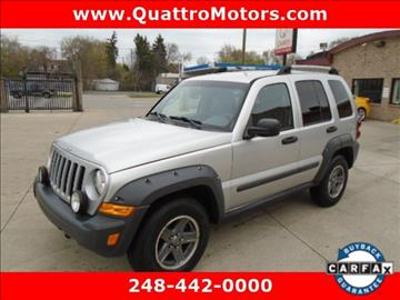 2006 Jeep Liberty for sale in Farmington Hills, MI