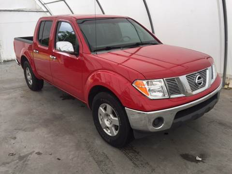 2008 Nissan Frontier for sale at Clarksville Auto Sales in Clarksville TN