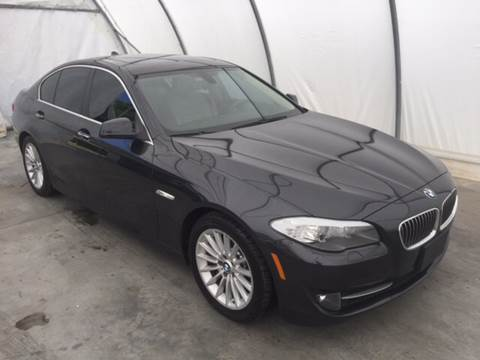 2013 BMW 5 Series for sale at Clarksville Auto Sales in Clarksville TN