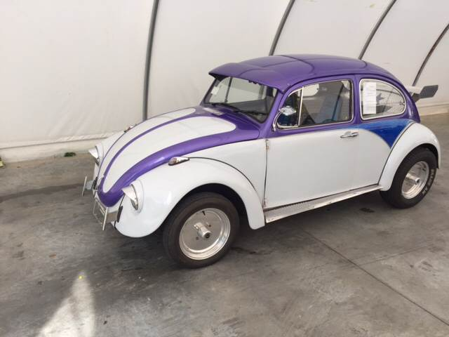 1968 Volkswagen Super Beetle for sale at Clarksville Auto Sales in Clarksville TN