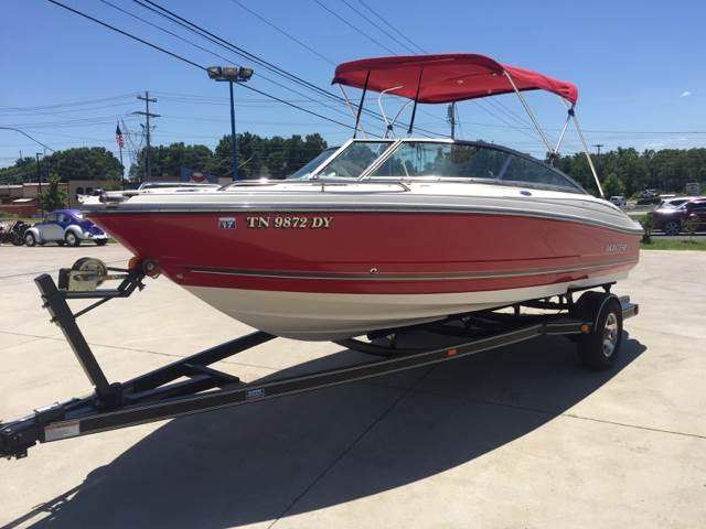 2008 Monterey 194fs for sale at Clarksville Auto Sales in Clarksville TN