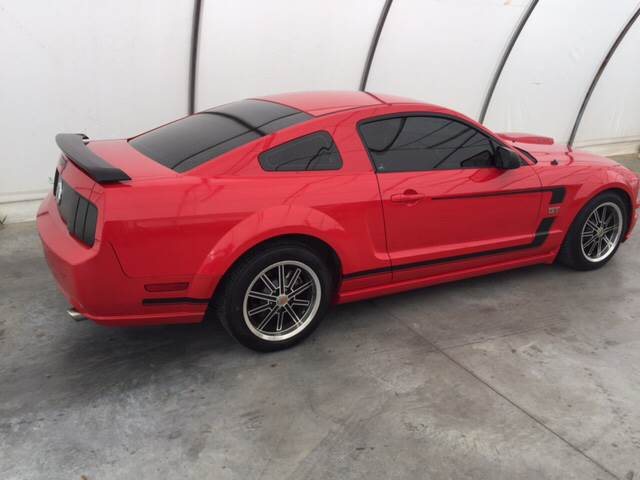 2007 Ford Mustang for sale at Clarksville Auto Sales in Clarksville TN