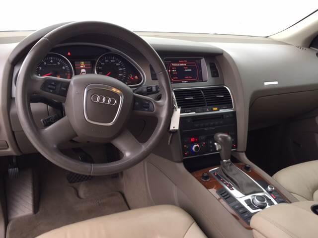 2008 Audi Q7 for sale at Clarksville Auto Sales in Clarksville TN