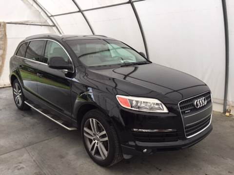 2008 Audi Q7 for sale at Clarksville Auto Sales in Clarksville TN