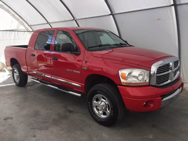 2006 Dodge Ram Pickup 1500 for sale at Clarksville Auto Sales in Clarksville TN