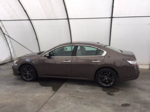 2014 Nissan Maxima for sale at Clarksville Auto Sales in Clarksville TN