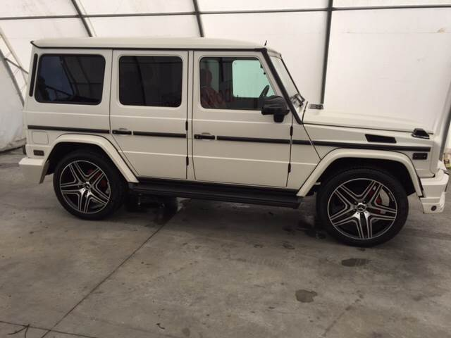 2008 Mercedes-Benz G-Class for sale at Clarksville Auto Sales in Clarksville TN