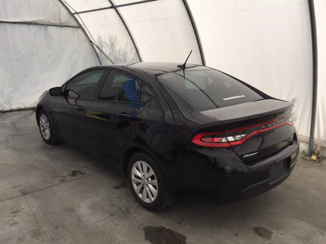 2014 Dodge Dart for sale at Clarksville Auto Sales in Clarksville TN