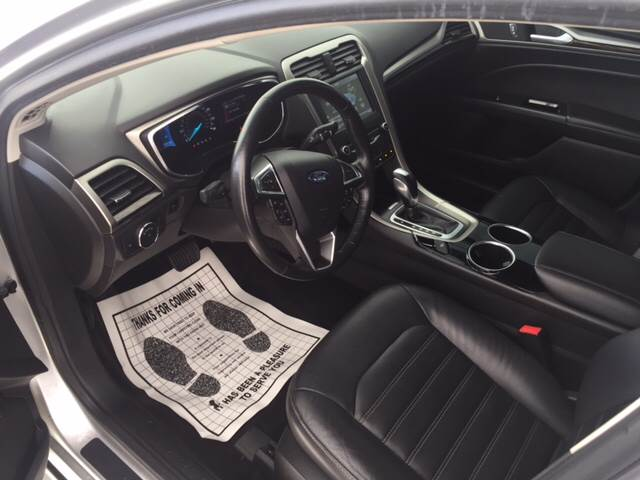 2013 Ford Fusion for sale at Clarksville Auto Sales in Clarksville TN