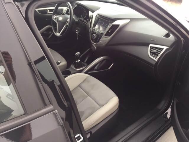 2013 Hyundai Veloster for sale at Clarksville Auto Sales in Clarksville TN