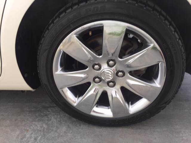 2011 Buick LaCrosse for sale at Clarksville Auto Sales in Clarksville TN