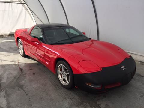 2002 Chevrolet Corvette for sale at Clarksville Auto Sales in Clarksville TN
