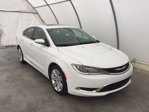 2015 Chrysler 200 for sale at Clarksville Auto Sales in Clarksville TN