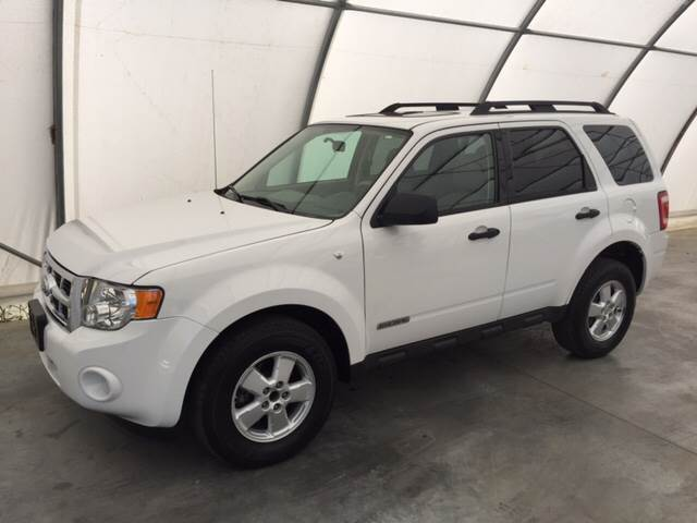 2008 Ford Escape for sale at Clarksville Auto Sales in Clarksville TN