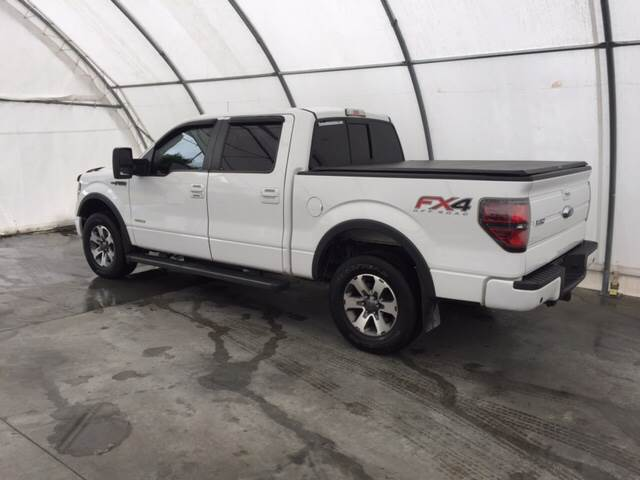 2012 Ford F-150 for sale at Clarksville Auto Sales in Clarksville TN