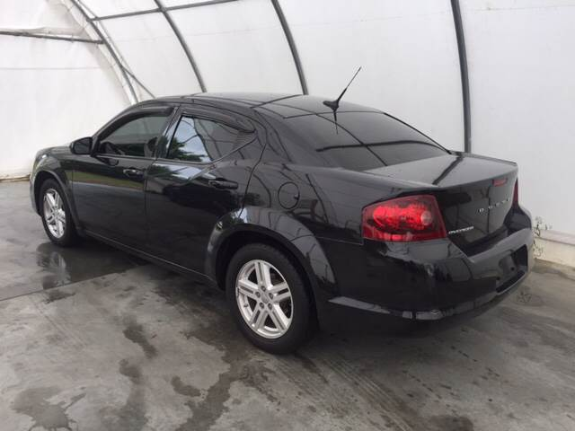 2011 Dodge Avenger for sale at Clarksville Auto Sales in Clarksville TN