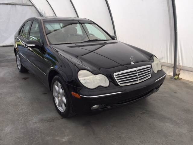 2002 Mercedes-Benz C-Class for sale at Clarksville Auto Sales in Clarksville TN
