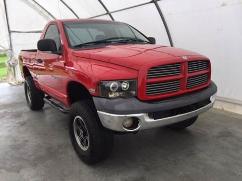 2004 Dodge Ram Pickup 1500 for sale at Clarksville Auto Sales in Clarksville TN