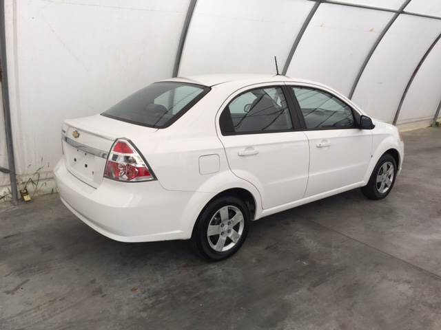 2009 Chevrolet Aveo for sale at Clarksville Auto Sales in Clarksville TN