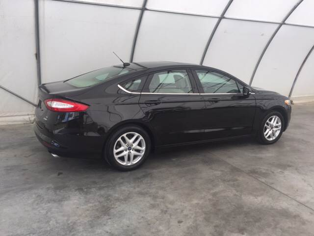 2014 Ford Fusion for sale at Clarksville Auto Sales in Clarksville TN