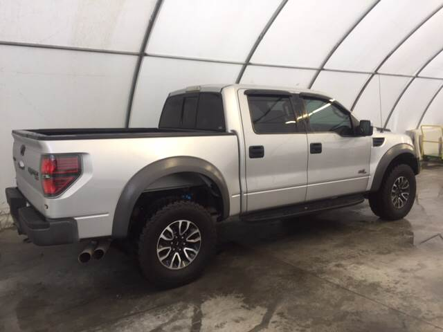 2013 Ford F-150 for sale at Clarksville Auto Sales in Clarksville TN