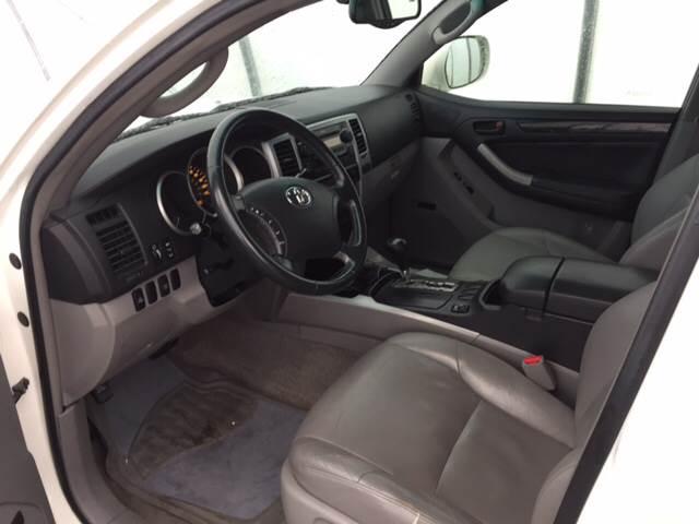 2006 Toyota 4Runner for sale at Clarksville Auto Sales in Clarksville TN